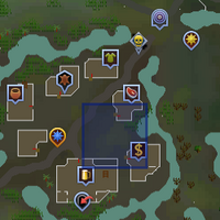 Shooting Star (Canifis) location