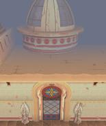 Abadia de Citarista telhado