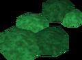 Harmony moss detail