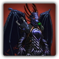King Black Dragon outfit icon.png