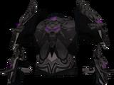 Malevolent cuirass (shadow)