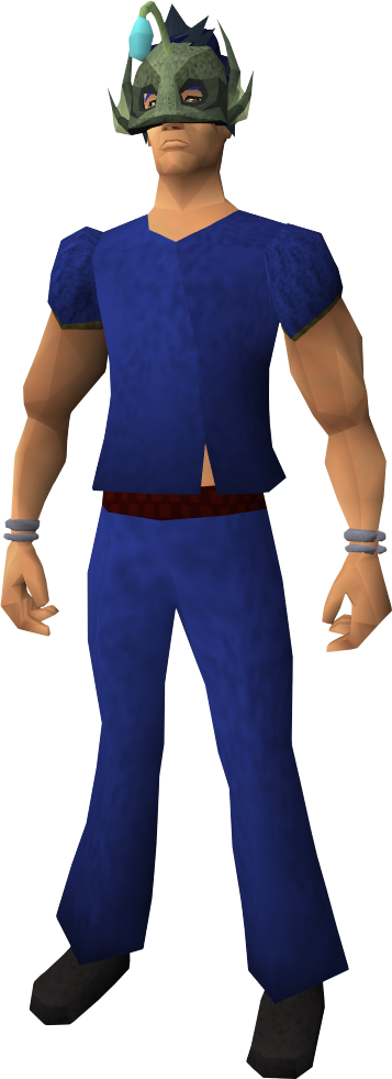 Mask Of The Aquanites Runescape Wiki Fandom Powered By Wikia