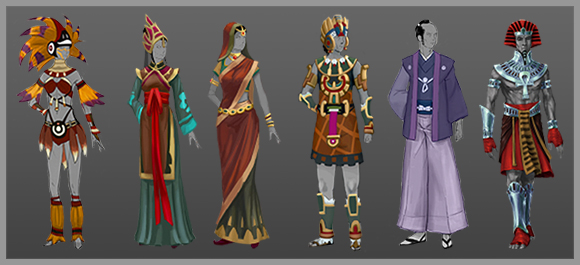 New Solomon's General Store update post image - outfits