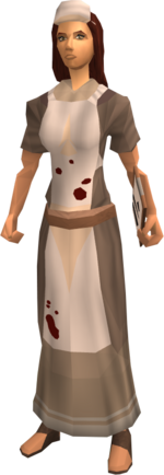 Nurse (Invasion of Falador, Black Knights)