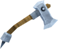 Off-hand steel throwing axe detail.png