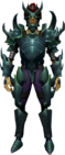 Shadow Gorilla armour equipped.png