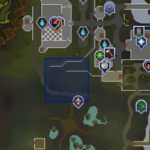 Sinkholes (Lumbridge Swamp) location