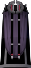 Superior elite void knight robe (executioner) detail