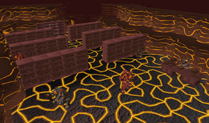 TzHaar library old