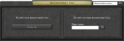 Adventurer's Log interface old