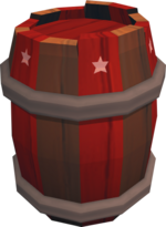 Balthazar's Bargain Barrel