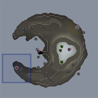 Dagannoth guardian dungeon entrance location