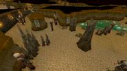 Edgeville Dungeon Wilderness chaos druids