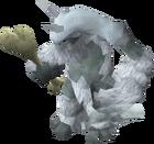 Ice troll npc