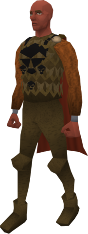 Lesarkus, o Guerreiro do Fogo