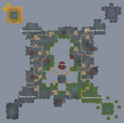 Mapa Coração