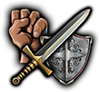 Melee icon