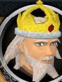 Rei Gjuki Sorvott IV cabeça