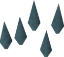 Rune arrowheads