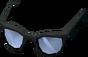 Sunglasses (white) detail