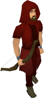 Zamorak ranger