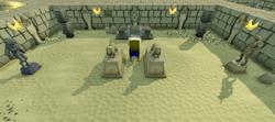 Altar Jaldraocht detalhe