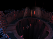 Castle Drakan cells