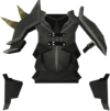 Dharok's platebody detail