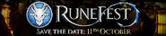 RuneFest 2014 lobby banner