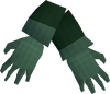 Runecrafter gloves (green) detail