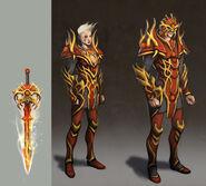 Aurora armour concept