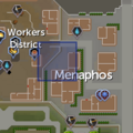 Cats of Menaphos (Merchant district west) spawn location.png