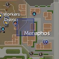 Cats of Menaphos (Merchant district west) spawn location