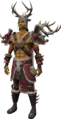 Cheer Hunter outfit equipped (male).png