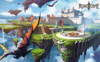 Clan Citadel Dragon wallpaper