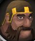 Dwarf (Death to the Dorgeshuun) chathead