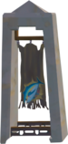 Fish stall (Menaphos) sign