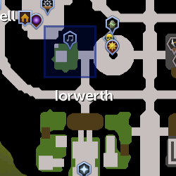 Iorwerth musician location