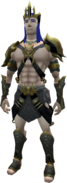 Nautilus Outfit equipped (male)