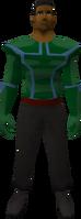 Retro warlock tunic