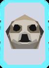 Scavenging meerkats card (solo) detail
