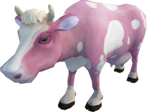 Strawberry cow (monster)