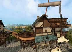 The Rusty Anchor exterior