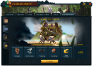 Community (Crablet Plunder) interface 2