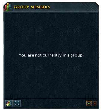 Grouping System tab
