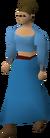Lady Servil old