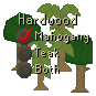 Miscellania mahogany