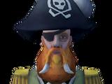 Redbeard Frank