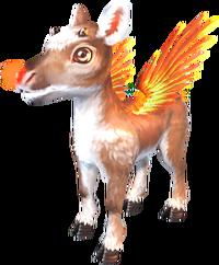 Rudolph Reborn pet
