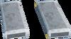 Silver rectangle key detail